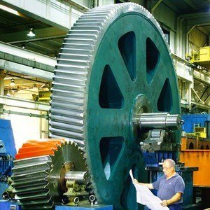 Industrial Gears for Sugar Industry