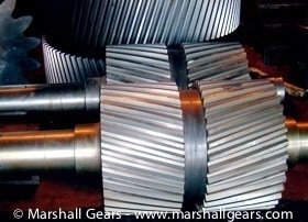 Double Helical Manufacturer in Mumbai, India Marshall Gears.