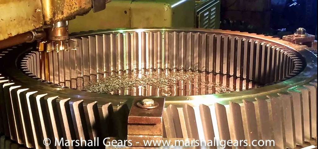 Internal Gear for Planetary Gearbox