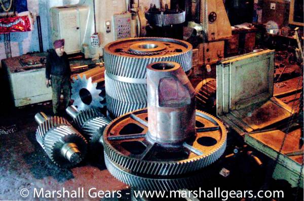 Double_helical_gear_Manufacturer