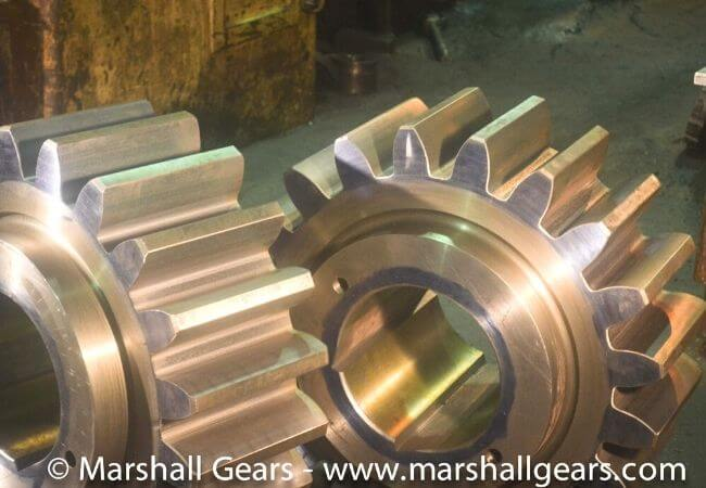 Large Pinion Manufacturer