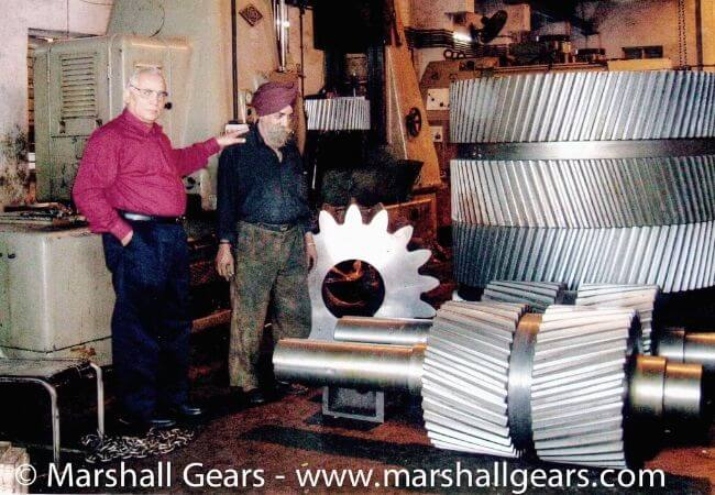 Industrial Gear Manufacturer Mumbai